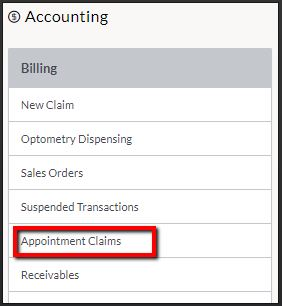 juvonno_accounting_tab_appointment_claims.JPG